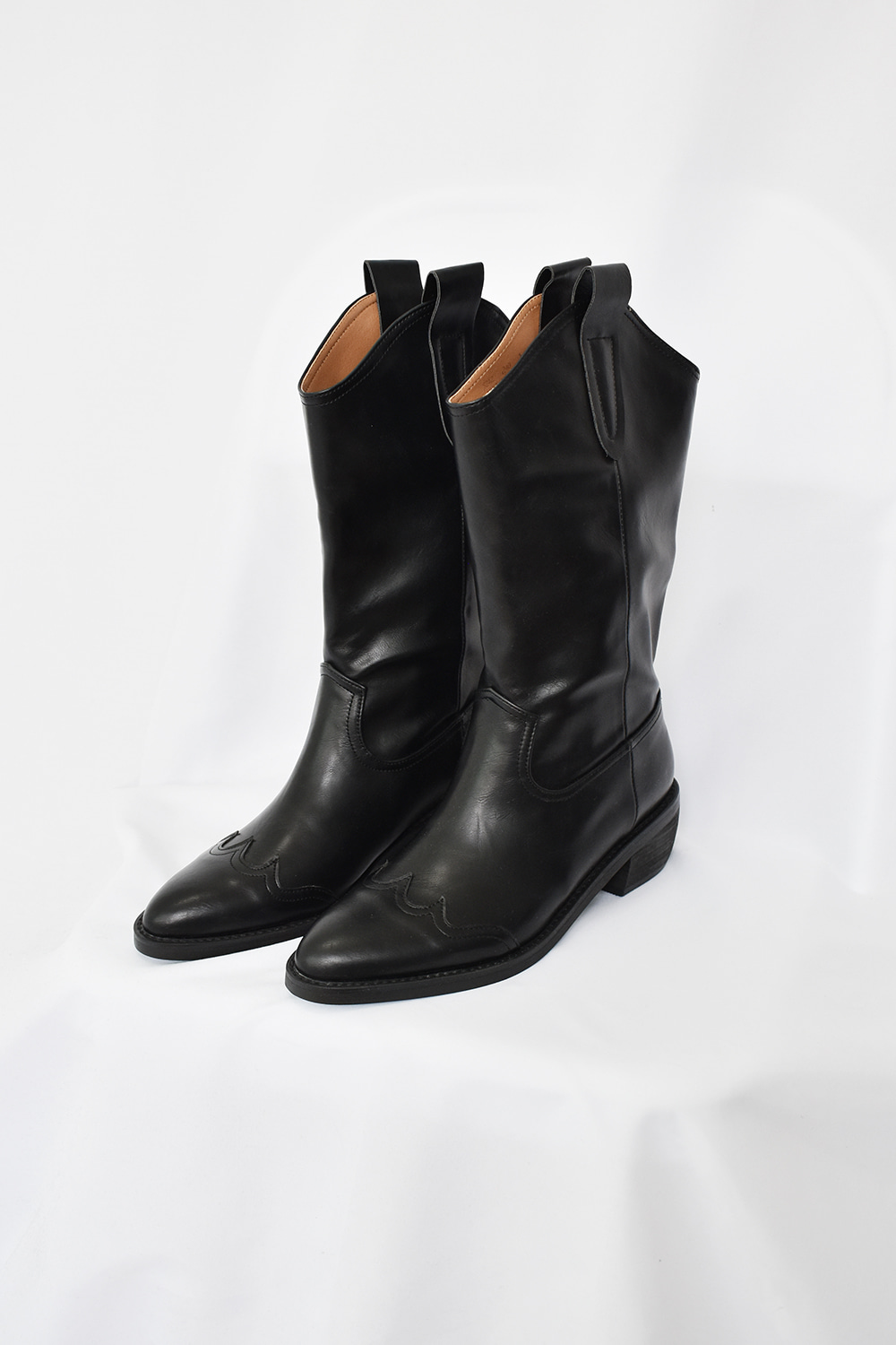 middle western boots (2colors)