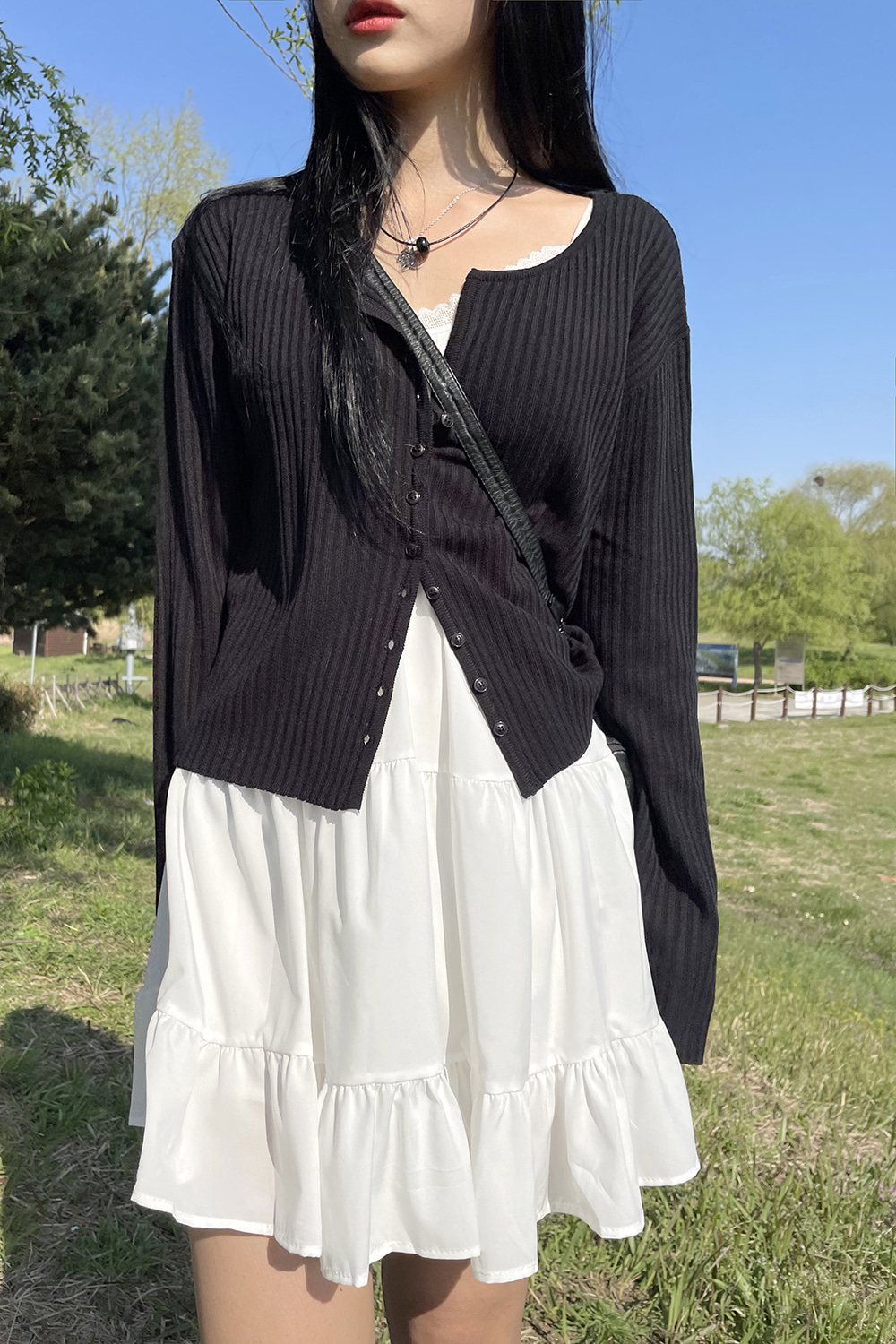 bell golgi cardigan (5colors)